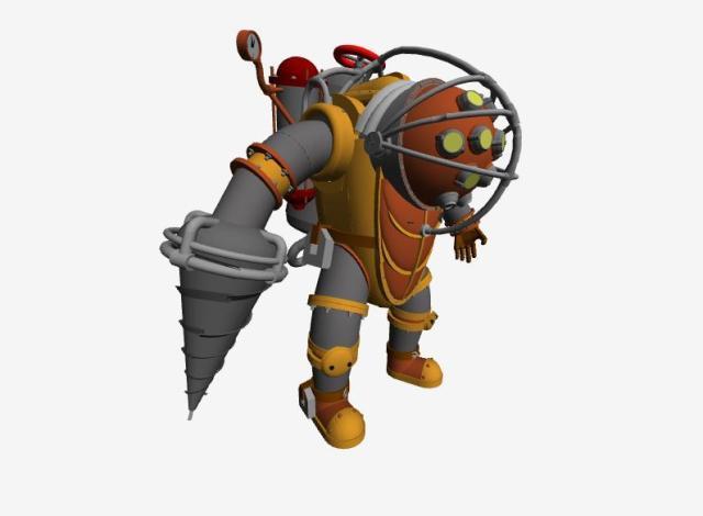 BioShock by Akin