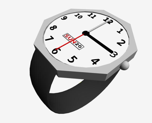 Wrist Watch by Vijay
